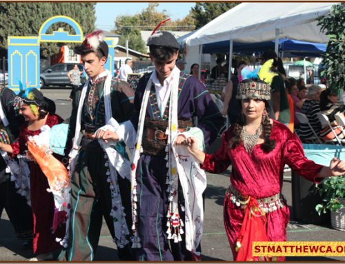 Saint Matthew's 9th Annual Mesopotamian Food Festival